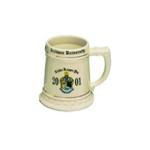 white traditional mug