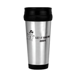 stainless steel tumbler adjusted